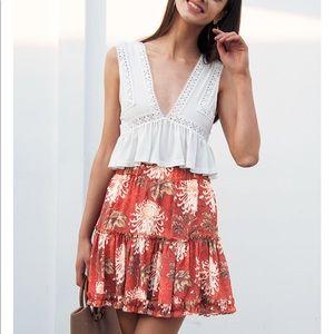 Dresses & Skirts - 5 🌟 rated flattering floral skirt